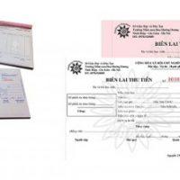 mẫu tiêu đề hóa đơn