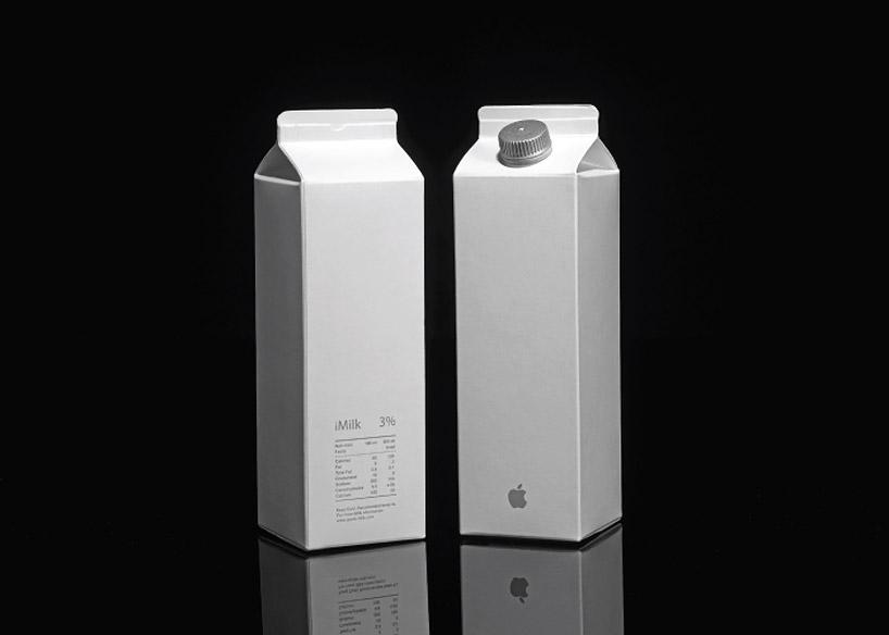Hộp sữa Apple