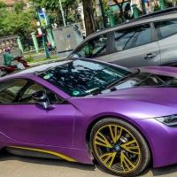 Những mẫu in decal dán xe BMW hoành tráng