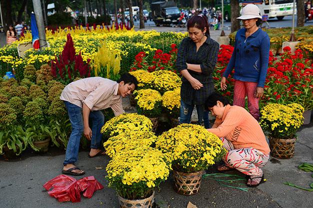 Kinh nghiệm bán hoa tươi ngày tết