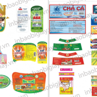 Xưởng in nhãn giấy giá rẻ cho các công ty doanh nghiệp