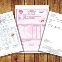 In ấn các loại hóa đơn giá rẻ