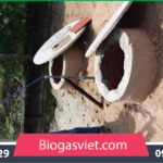 hầm bioga bằng nhựa