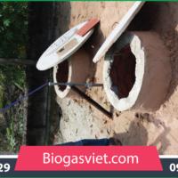 Lắp đặt hầm biogas ở huyện dương minh châu