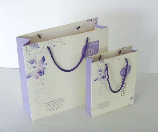 Túi giấy được sử dụng phổ biến vào những đâu?