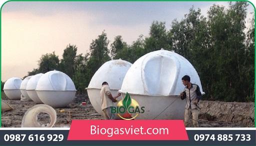 Vì sao nên đầu tư làm hầm biogas composite