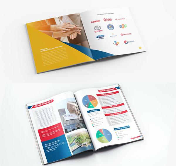 Quy trình dịch vụ in ấn catalogue chất lượng cao tại In Sắc Màu
