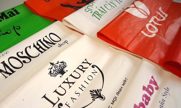 Thu lời từ dịch vụ in túi nilon cho shop thời trang 2020
